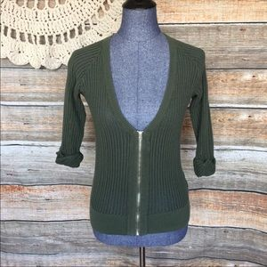 Urban Outfitters Silence + Noise Mesh Cardigan